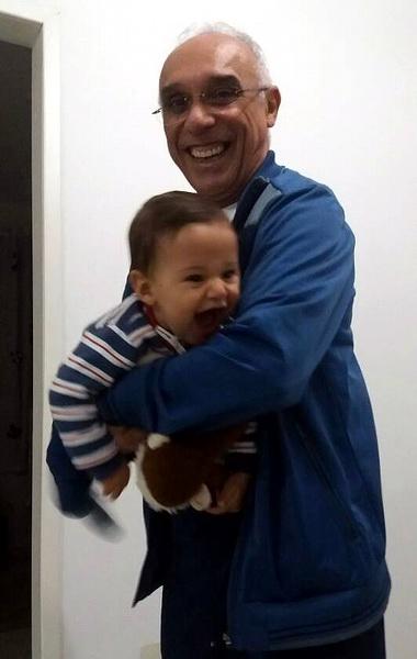 JP e o vovô