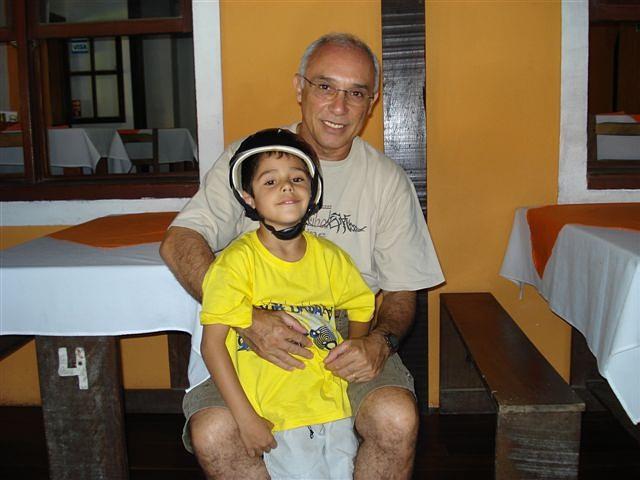 Gabriel e eu